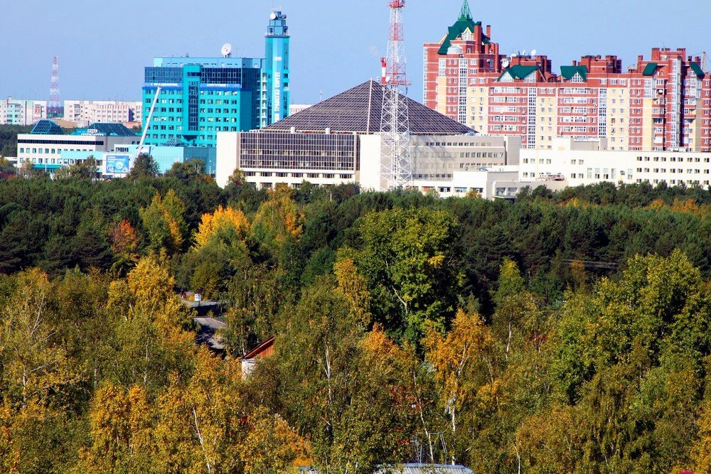 Осень в городе - Алла ZALLA