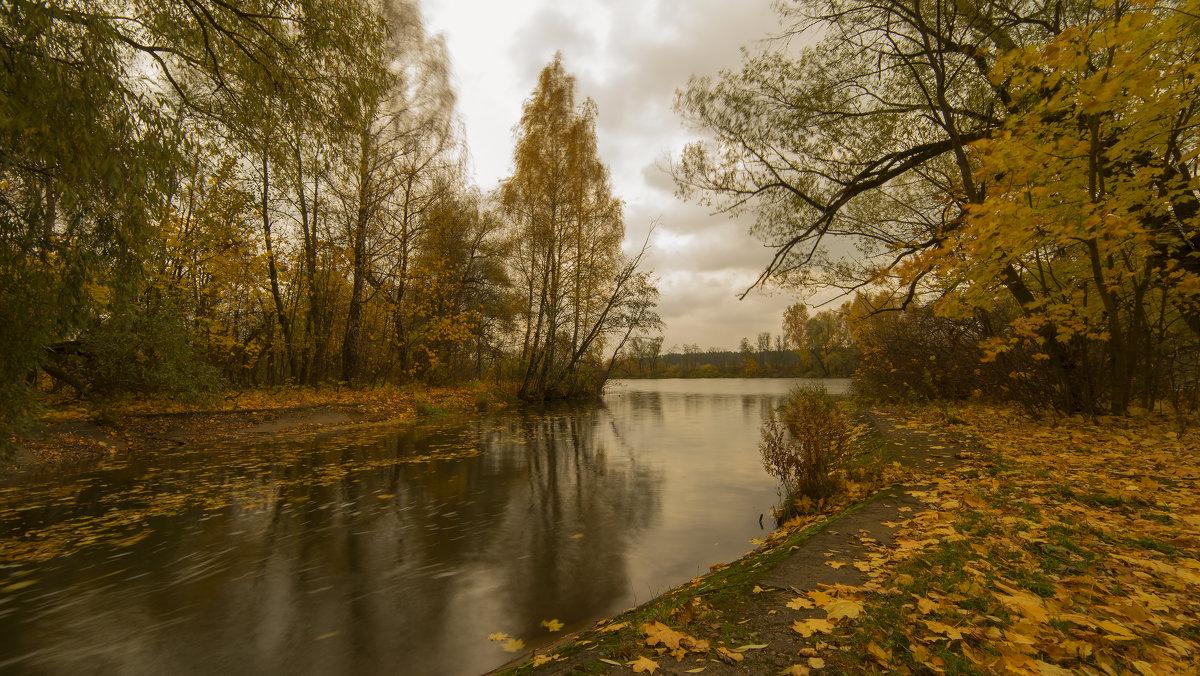 Осенняя печаль - Алексей Соминский