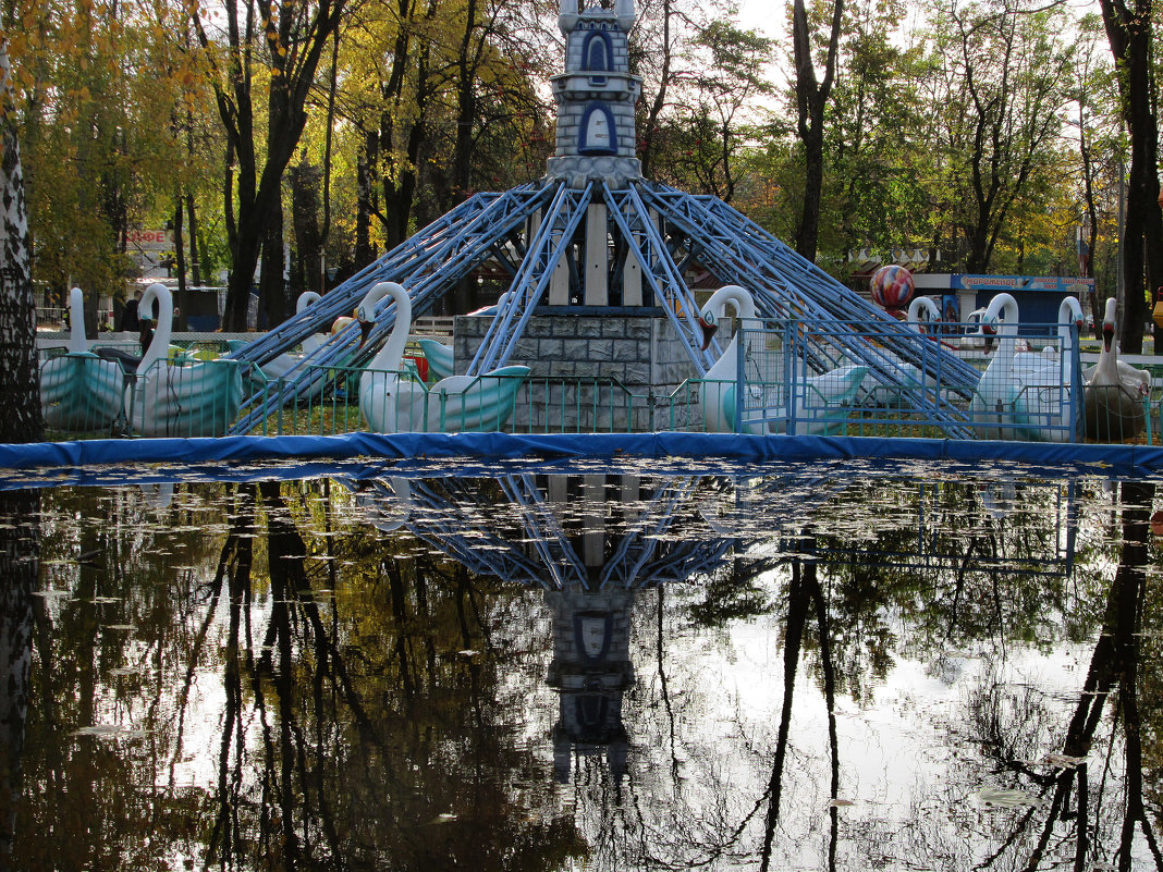 Лебединое озеро - Валентина Береснева