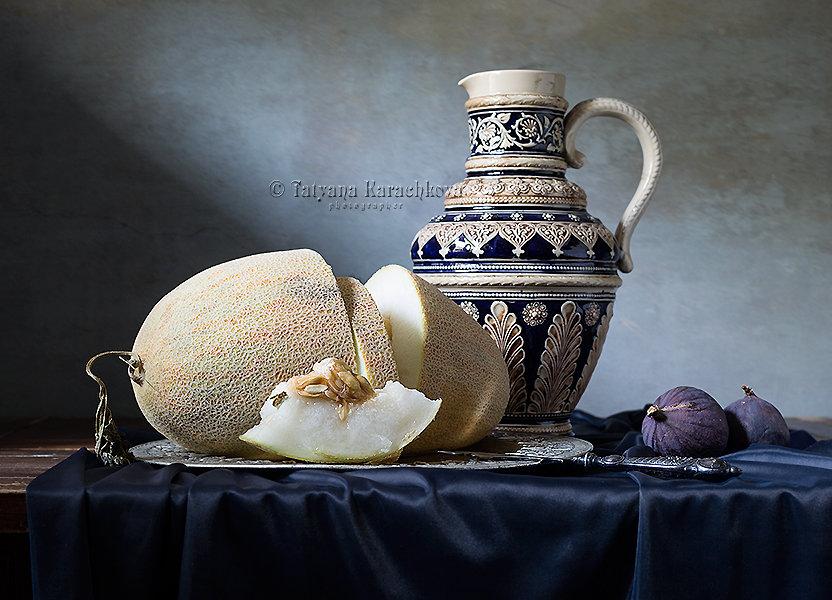 Дыня - Татьяна Карачкова
