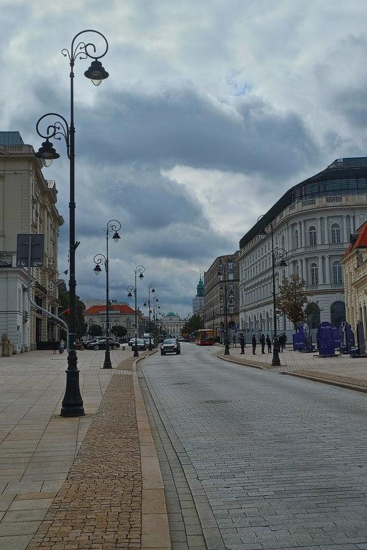 Краковское предместье, Варшава - M Marikfoto