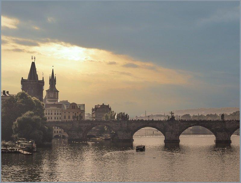 Карлов мост. - Александр
