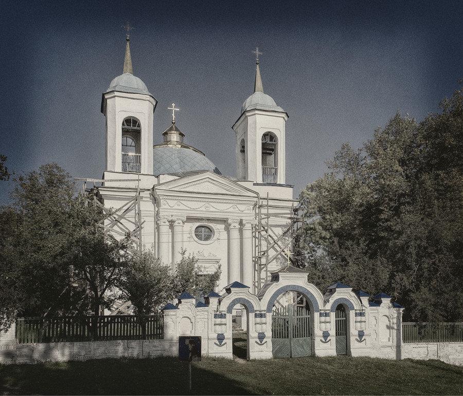 Успенская церковь. - Андрий Майковский