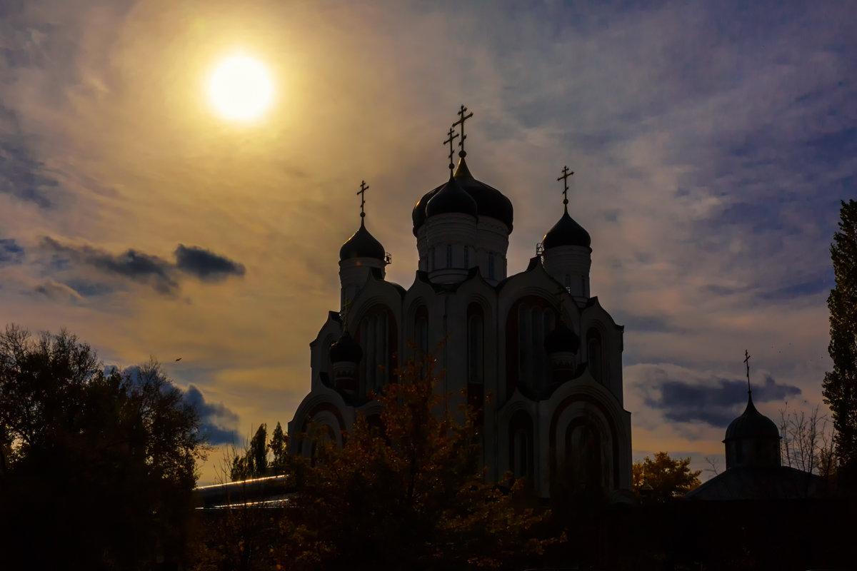 Храм Всех Святых в земле Русской просиявших - Oleg Akulinushkin