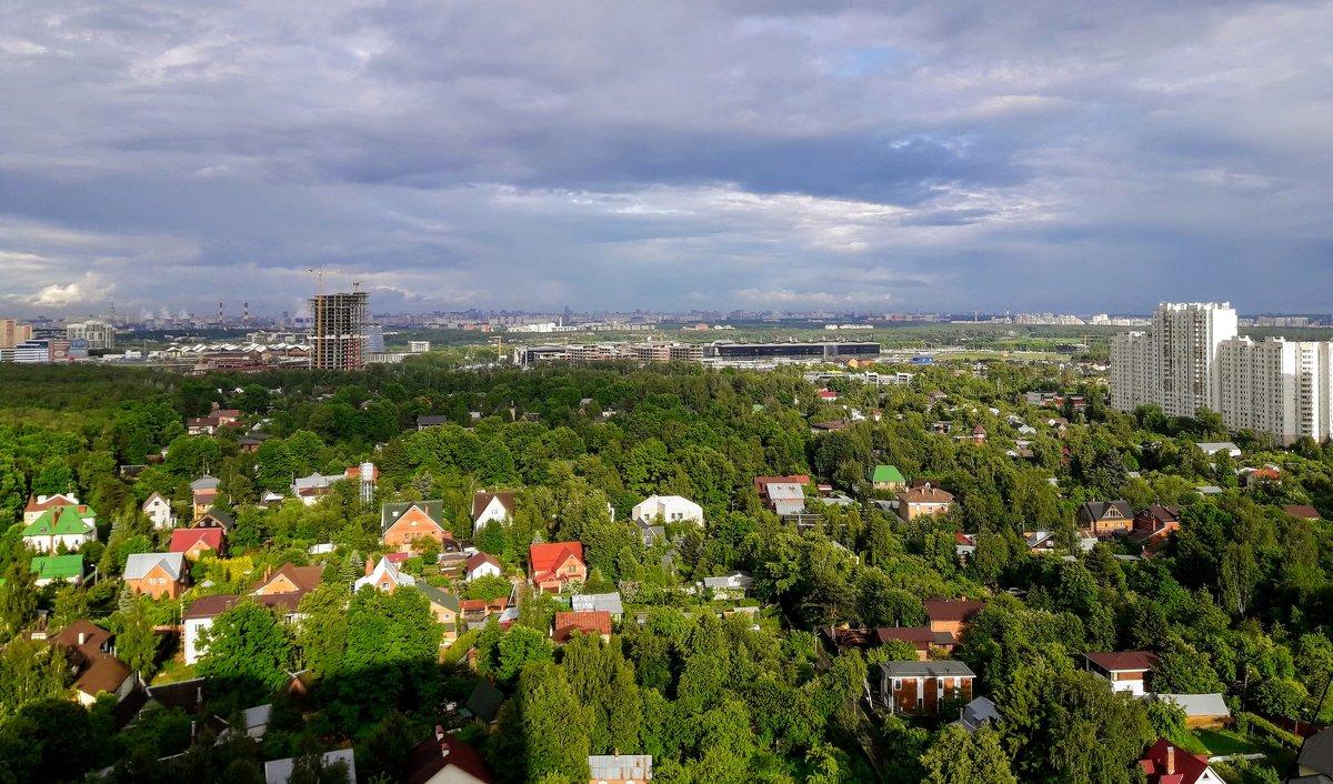 Москва - Tata Wolf