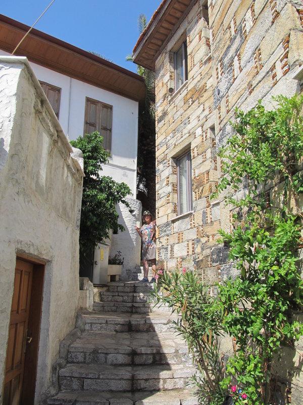гуляя в старом городе Мармариса - tgtyjdrf