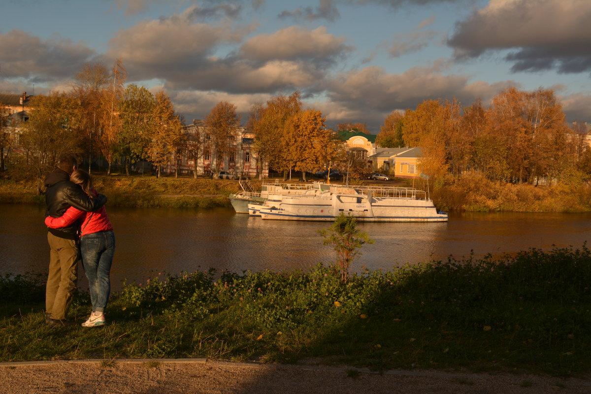 Осенняя пора - Ирина Бархатова