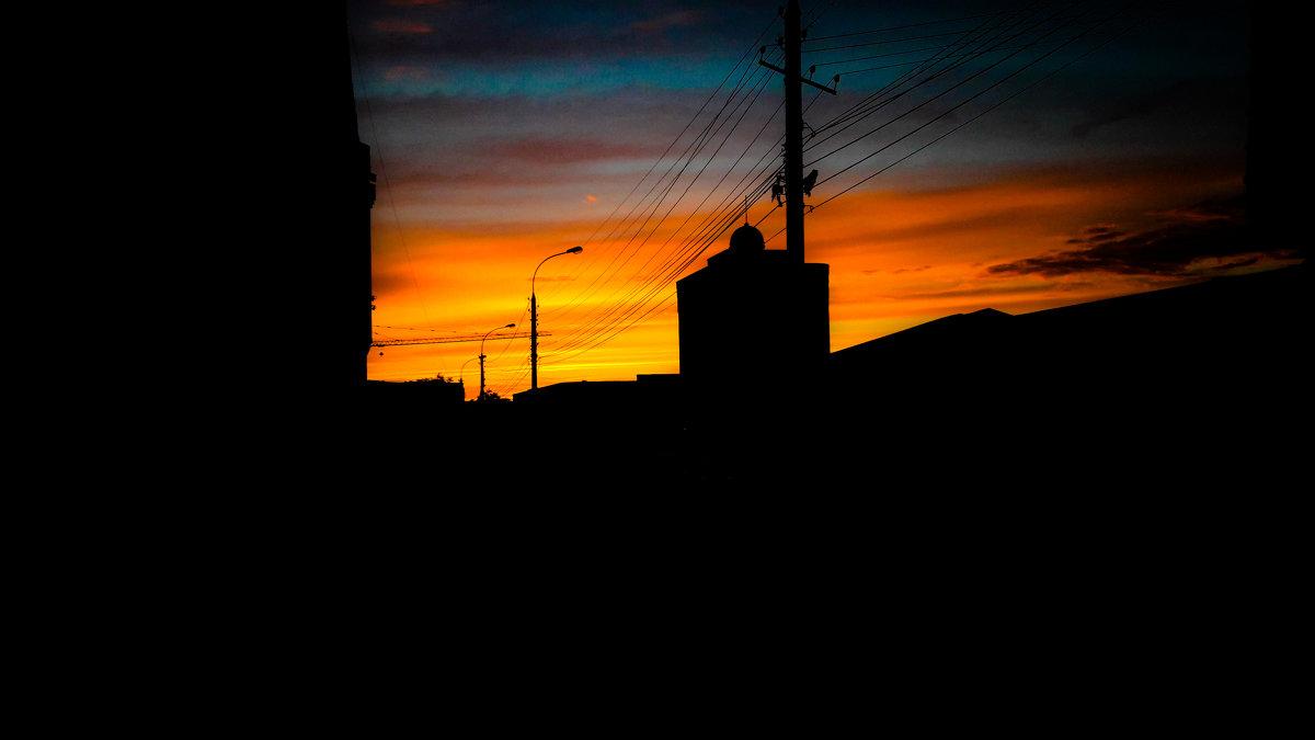 orange sky - Владимир
