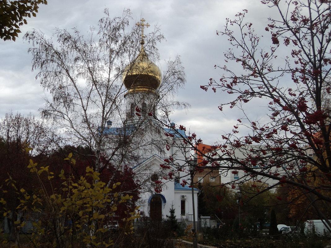 Церковь во имя преподобномученицы Великой княгини Елисаветы - марина ковшова