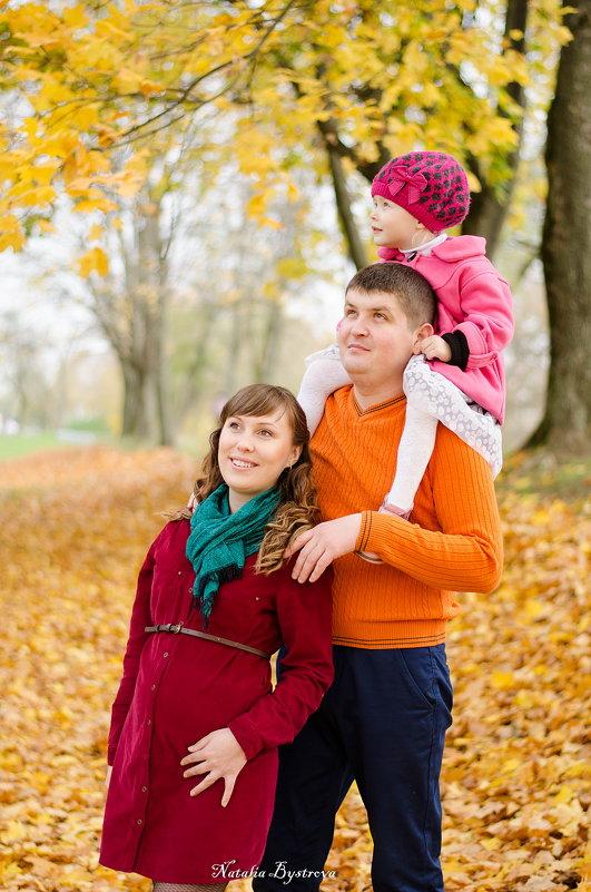 Когда в семье  уже не трое но еще и не четверо - Наталья Быстрова