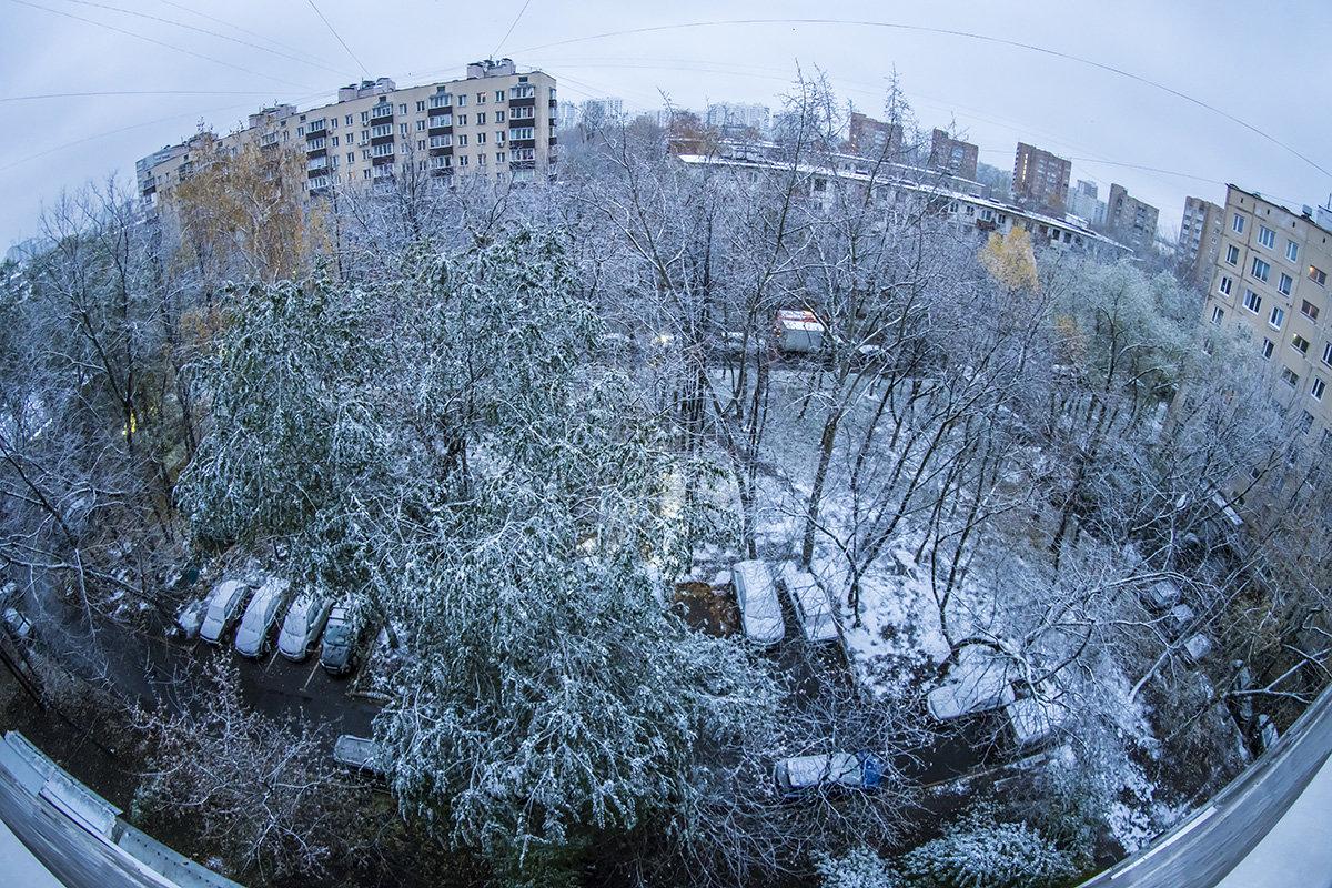 Москва, Нагатинский затон - Игорь Герман