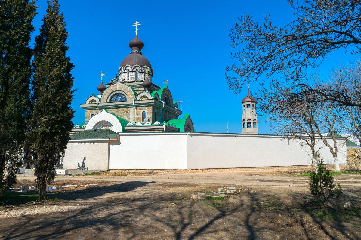 Храм Святителя Николая - Zinaida Belaniuk