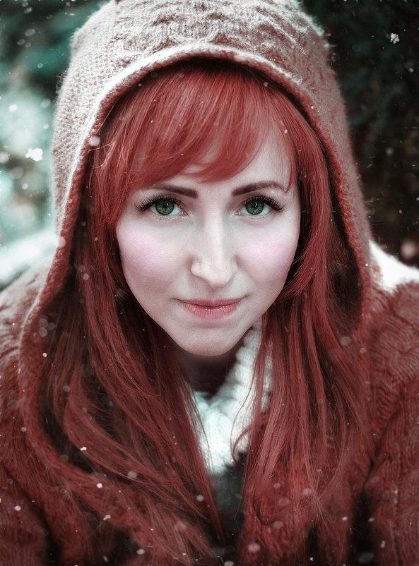 ... снег... - Татьяна Полянская