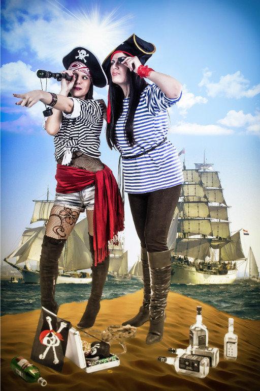 Пиратки - Марина Кириллова