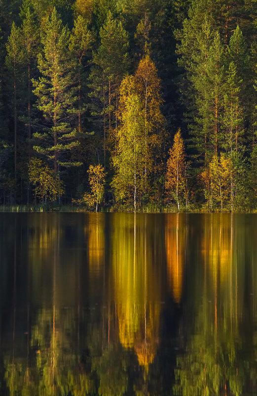 Зеркальная осень - Фёдор. Лашков