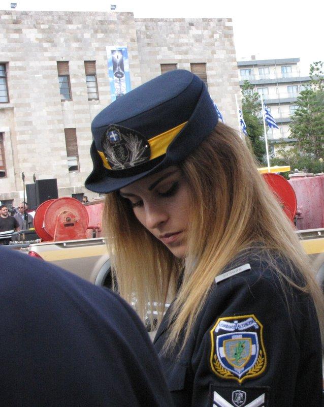 Полицейский/ая - Tanja Gerster