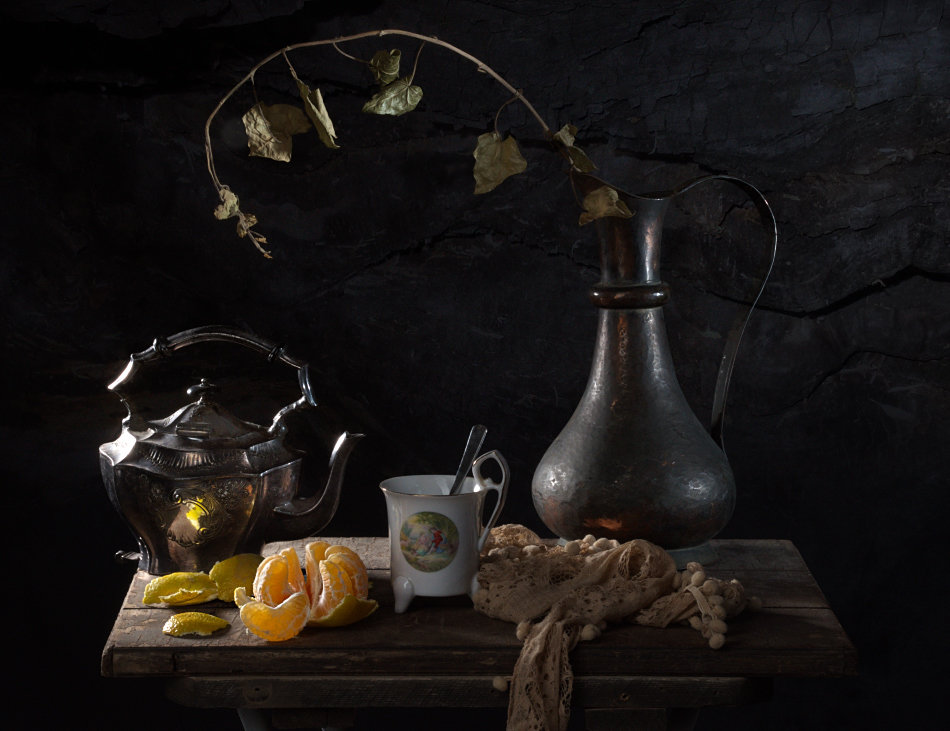 Про мандарин и немного про ветку, точнее про суслика - mrigor59 Седловский