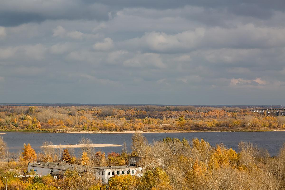 Осень на Волге - Александр Синдерёв