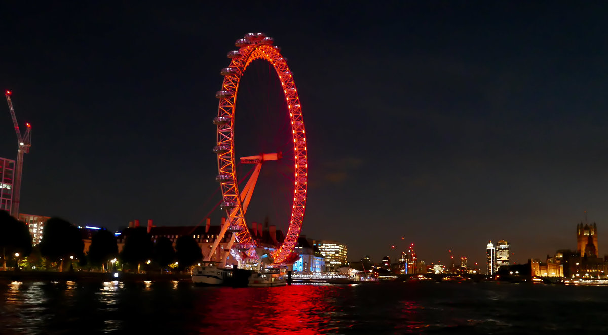 London eye - Павел L