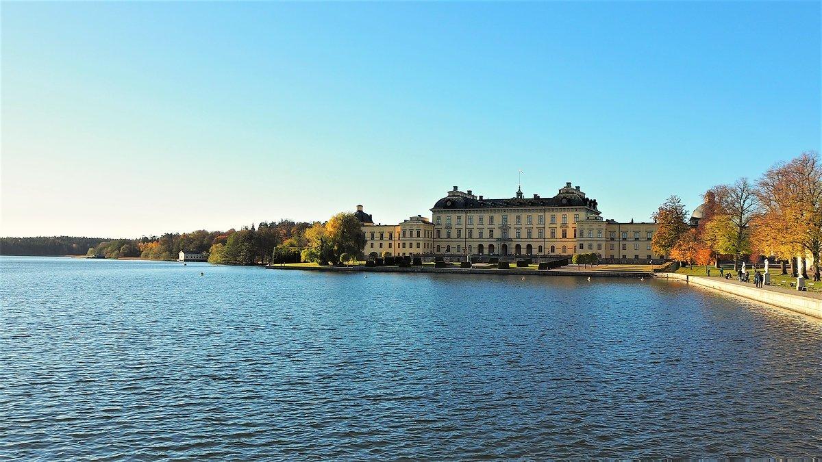 Дворец Drottningholm Стокгольм - Swetlana V