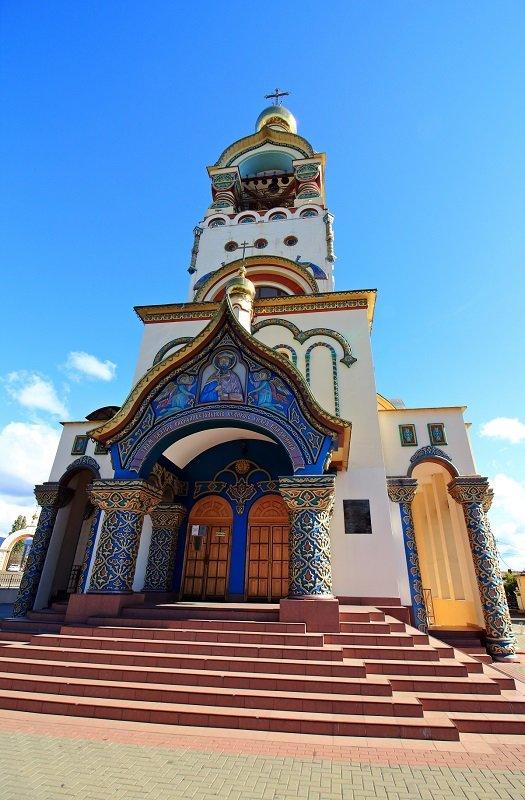 Храм - Виктор Коршунов