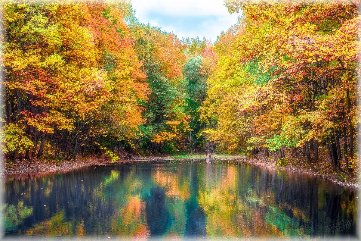 Осенние краски 4 - Сергей Филатов