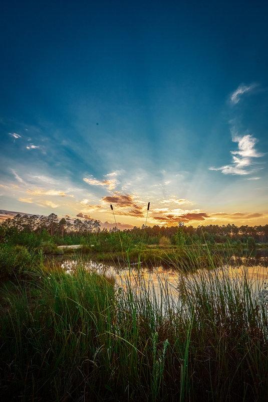 Ugra sunset - Вадим Белов