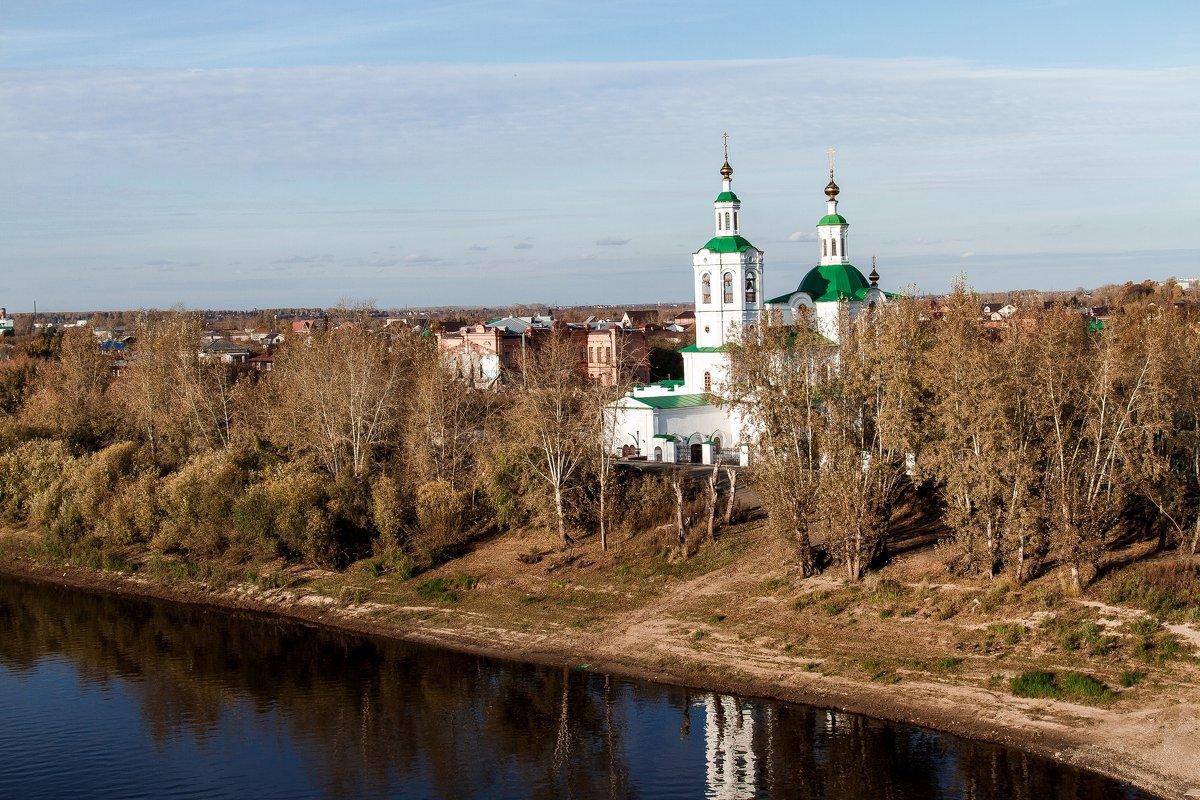 Вознесенско-Георгиевская церковь - Дмитрий Сиялов