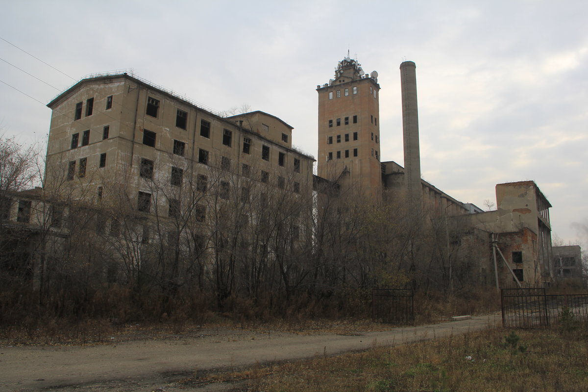... из прОшлого ВЕКА руины ... - JT --------      SHULGA  Alexei