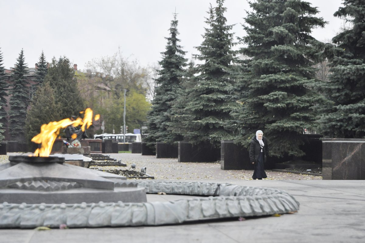 Вечный огонь - Juliya Fokina