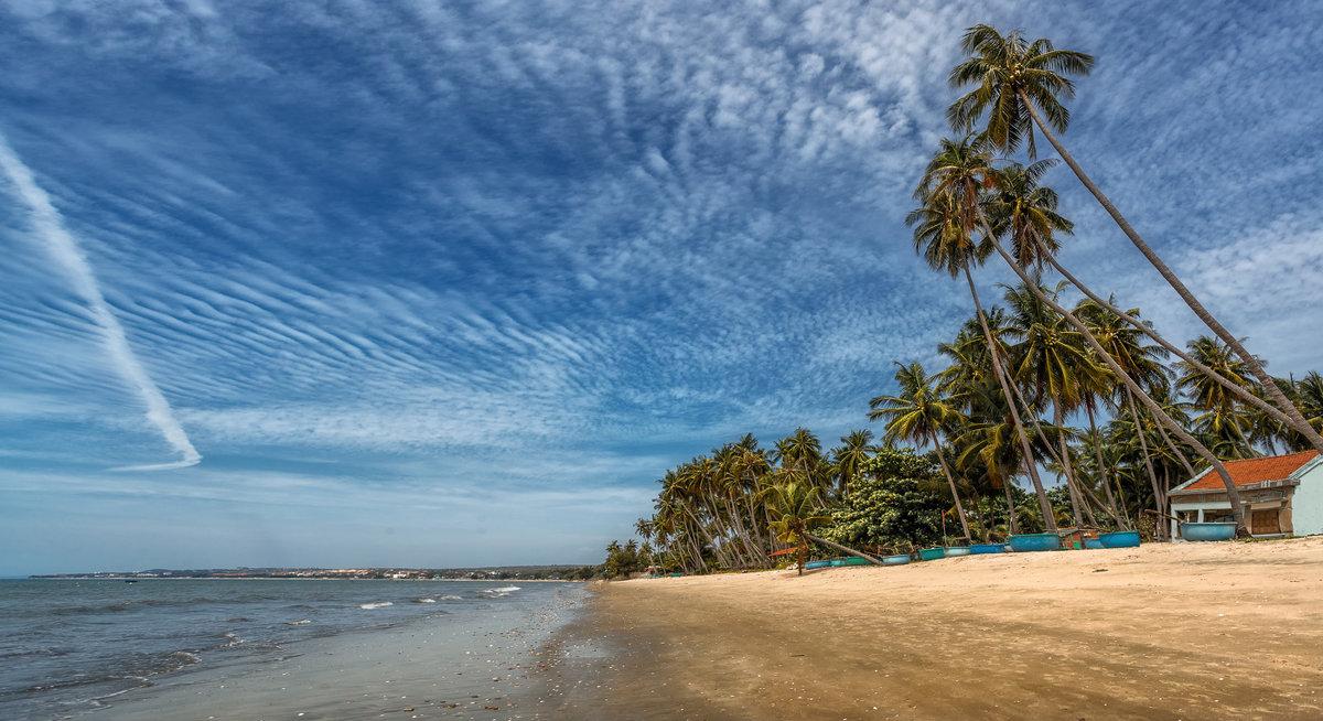 Побережье Южно-Китайского моря...Вьетнам! - Александр Вивчарик