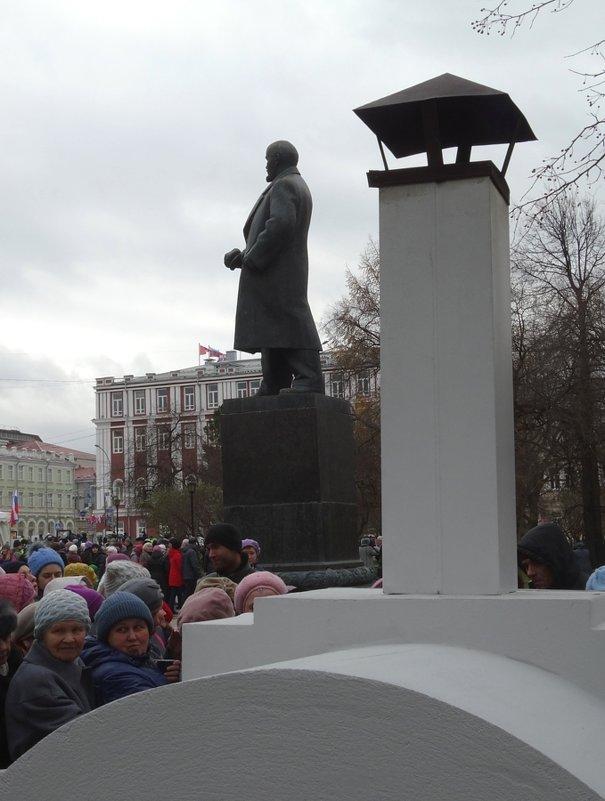 4 ноября - Валерий Чепкасов