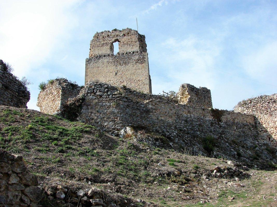 Замок 12 век. - Olga Grushko