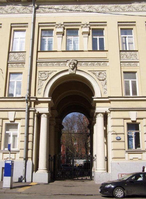 1896—1902, архитектор К.М.Быковский - Анна Воробьева