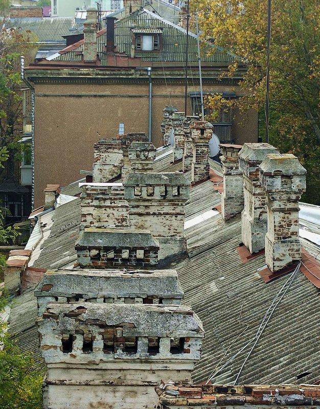 одесские крыши - Александр Корчемный