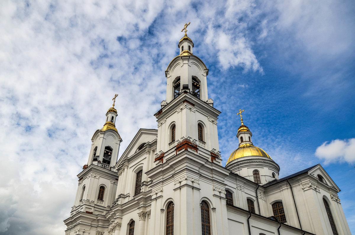 Свято-Воскресенская церковь - Ирина Никифорова