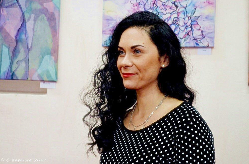 Даша Седова - художниця - Степан Карачко