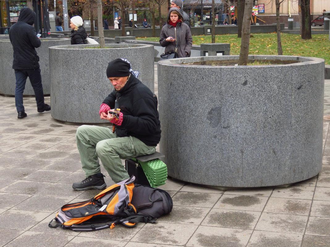 """И ему, и мне нравятся """"Зеленые рукава"""". Но он умеет играть - Андрей Лукьянов"""