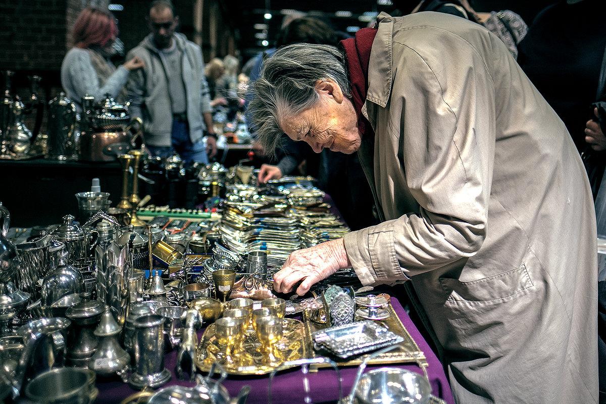 Блошиный рынок - Андрей Бондаренко