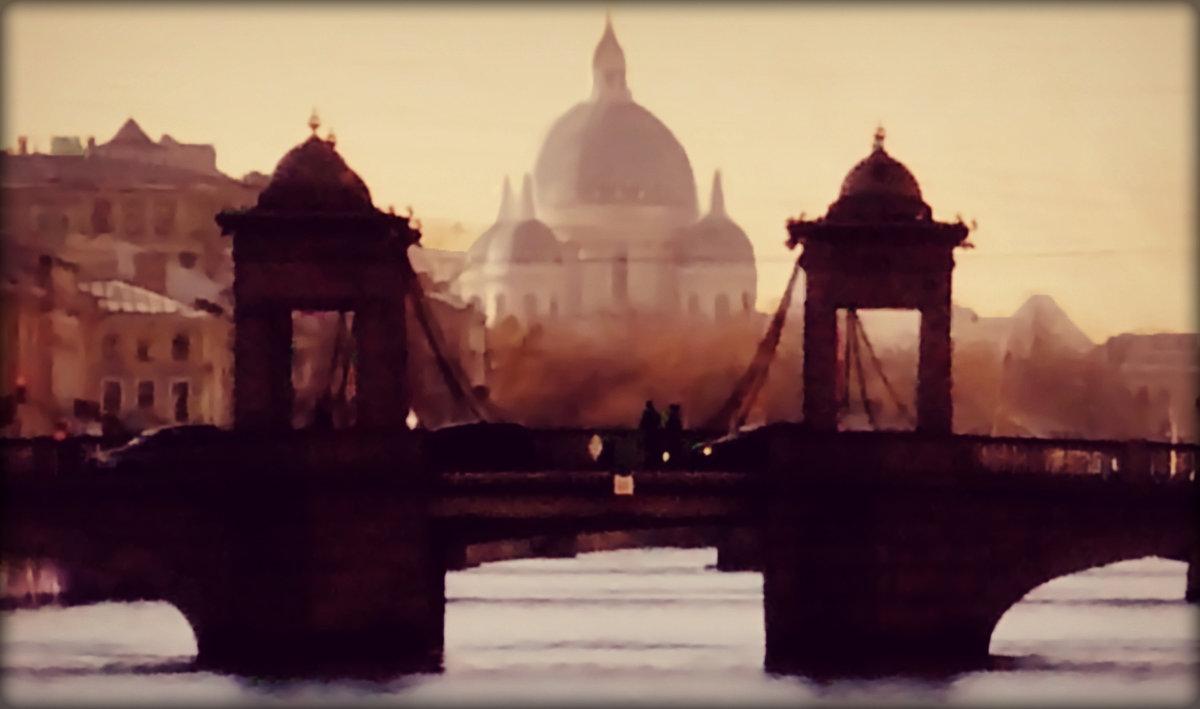 Ломоносов мост - Galina Belugina