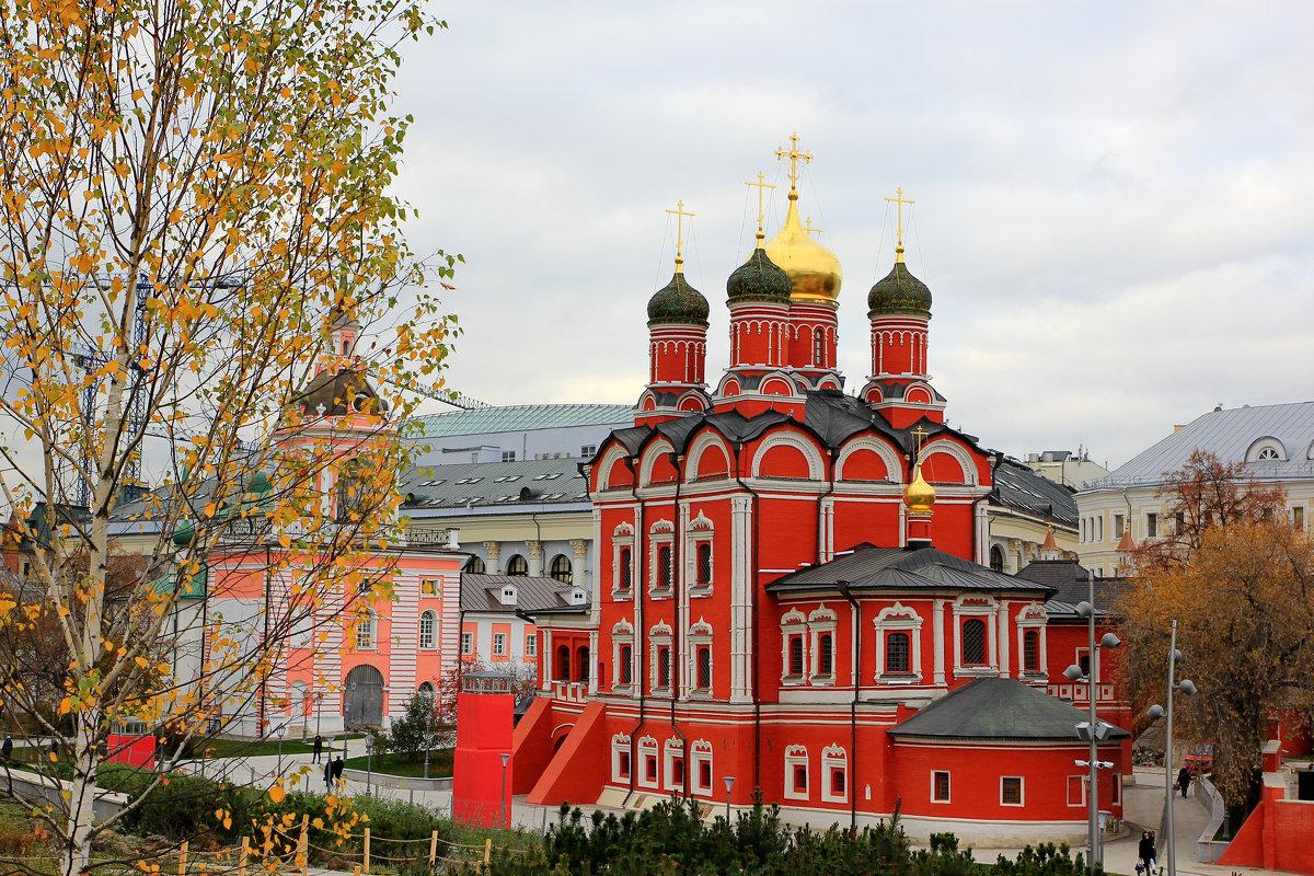 Храм Знамения Божией Матери.Москва ( Зарядье ) - Иван