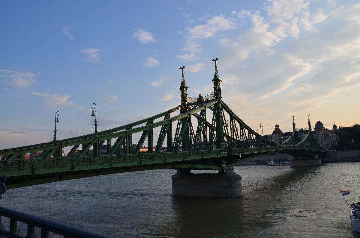 Будапешт - Юлия Гичкина