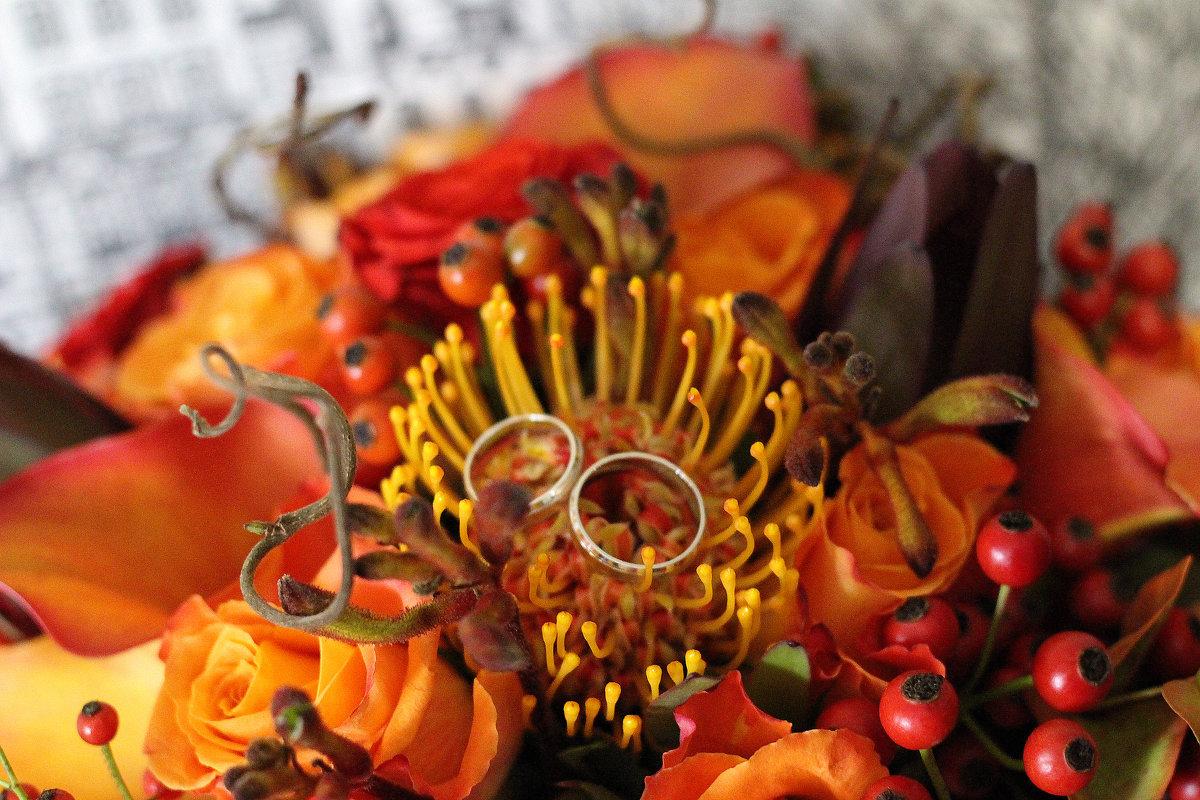 Букет невесты - Анна Шишалова