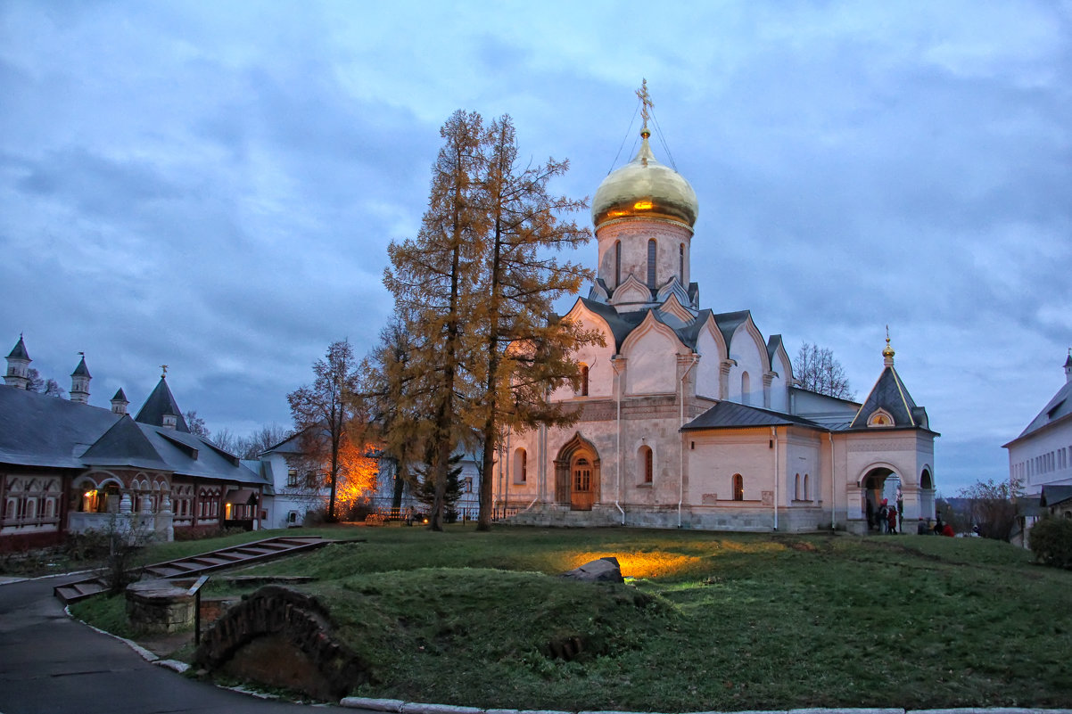 Вечер в Звенигороде - Ирина Котенева