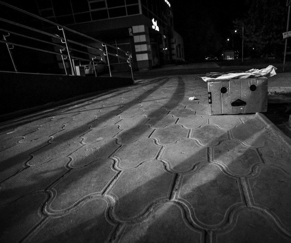Город спит - Мария Буданова
