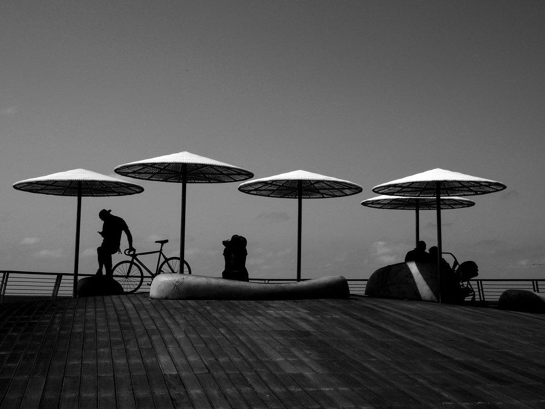 У берега Средиземного моря - Alla S.