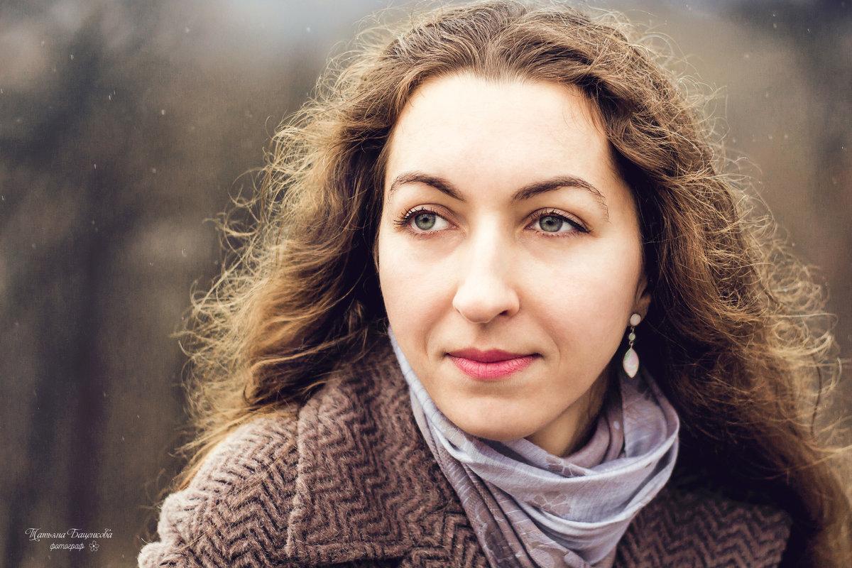 Все впереди - Татьяна Баценкова
