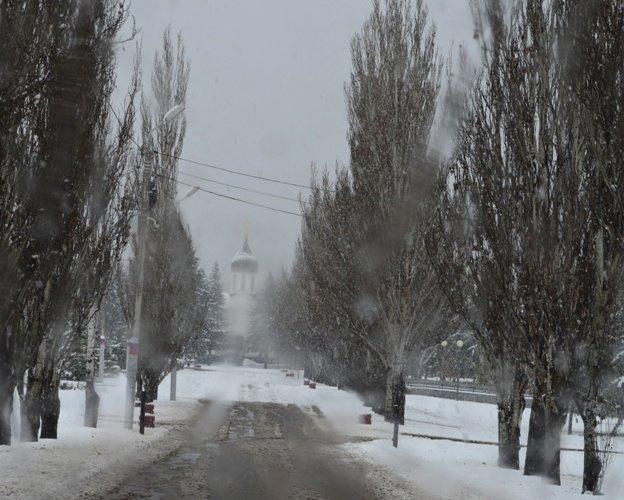 Омск, парк Победы - Savayr