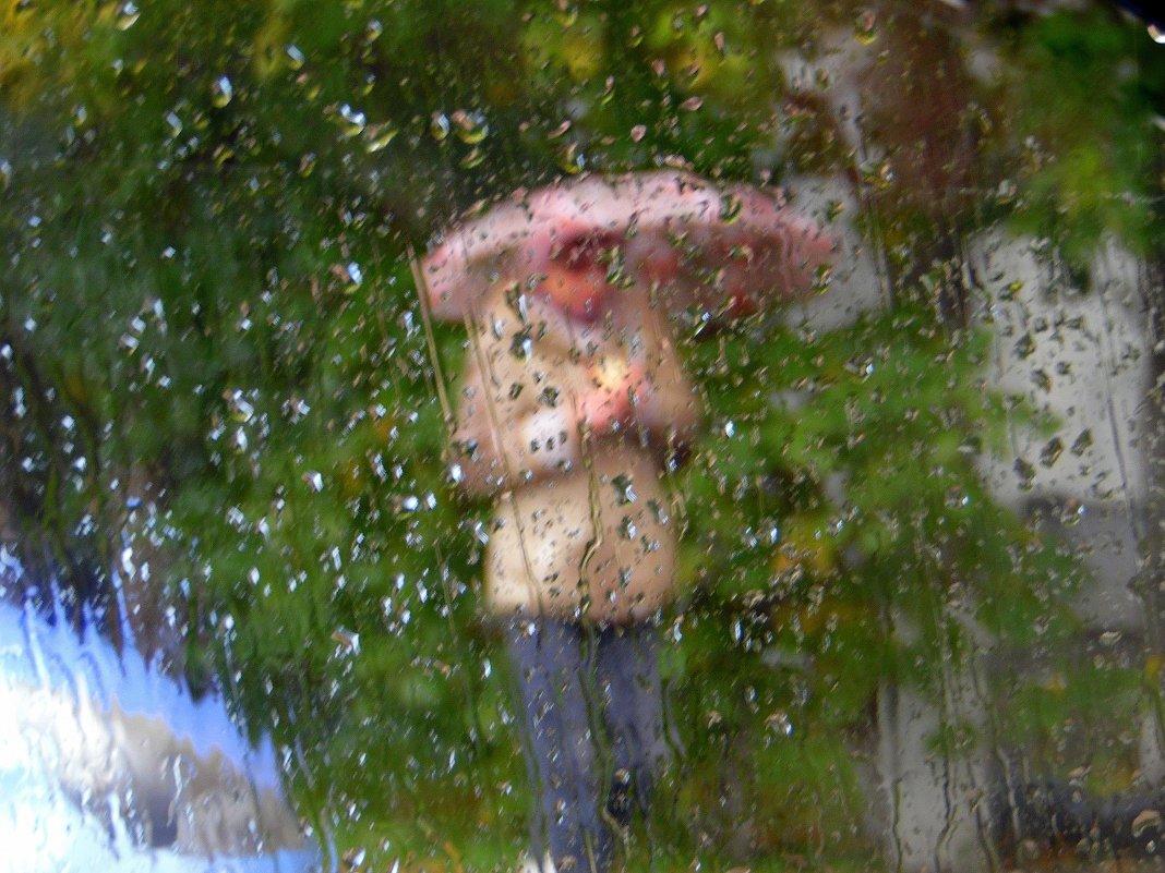 Осенний дождь,такой бесцветный и такой холодный... - nadyasilyuk Вознюк