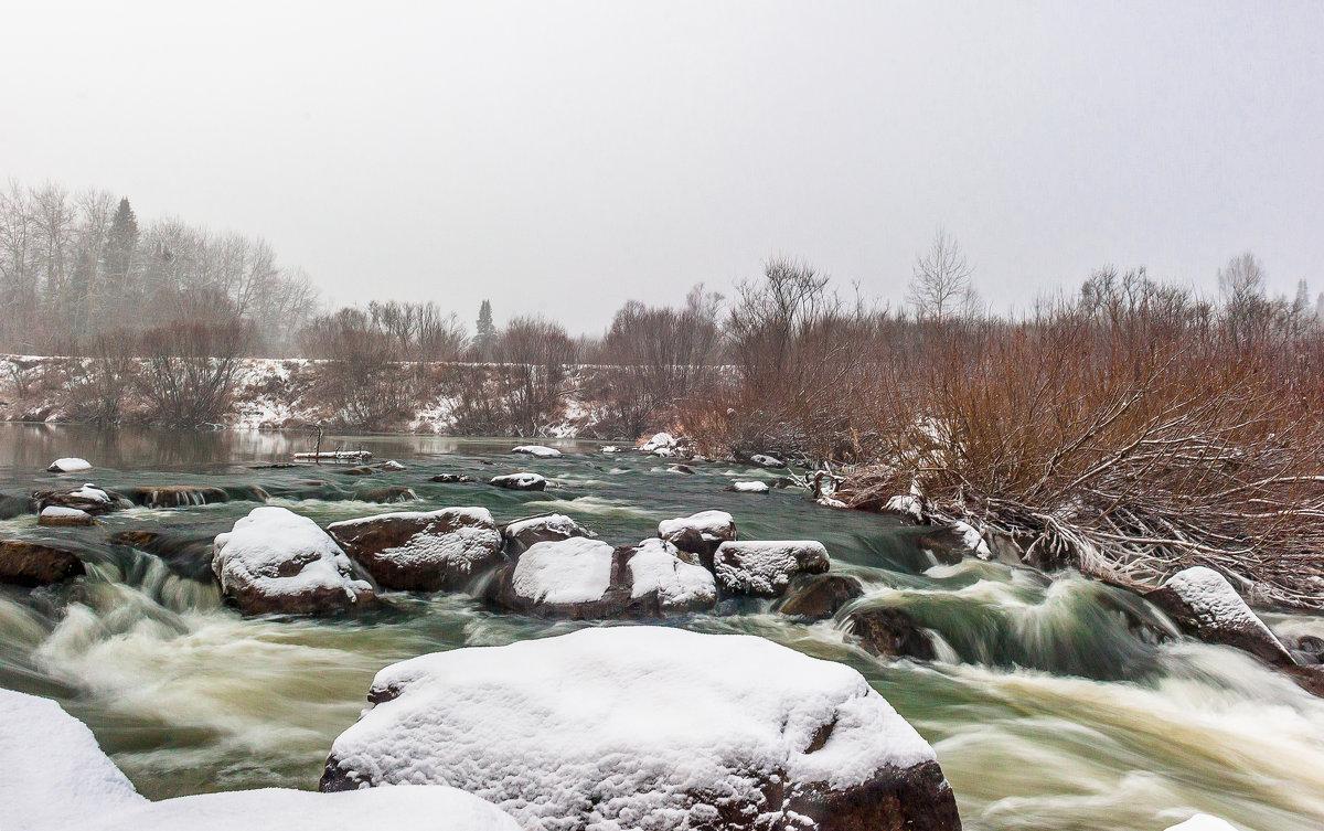 Снегопад на Барзасе - Виктор